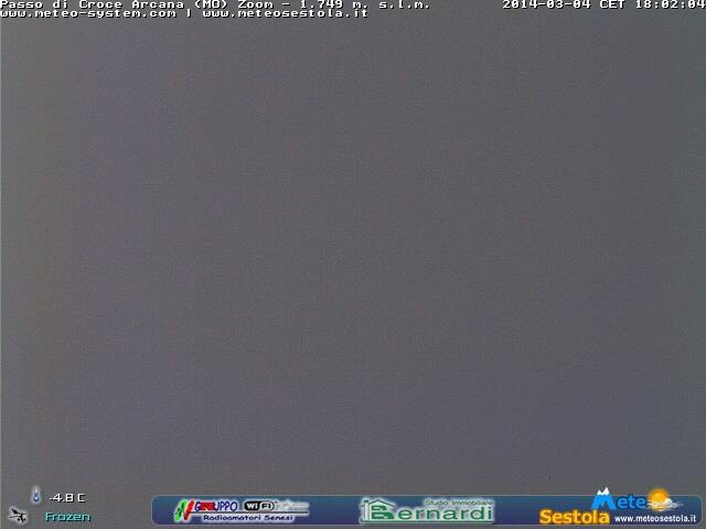 webcam croce arcana zoom