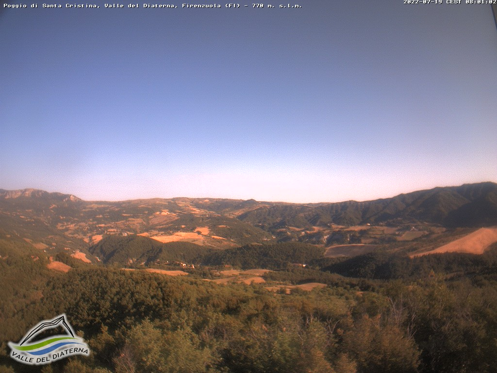 webcam valle diaterna