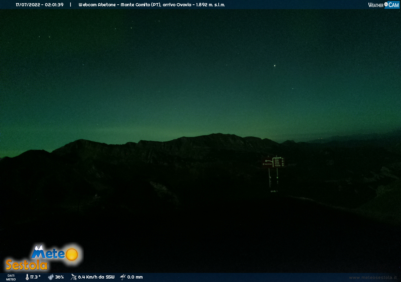 webcam abetone