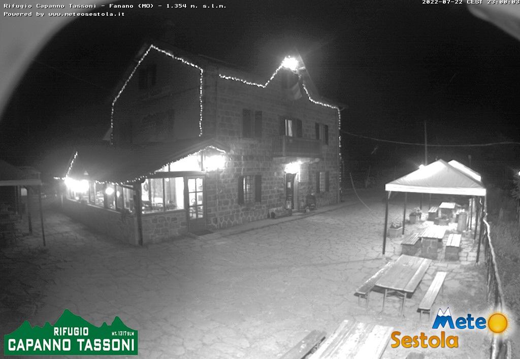 webcam capanno tassoni