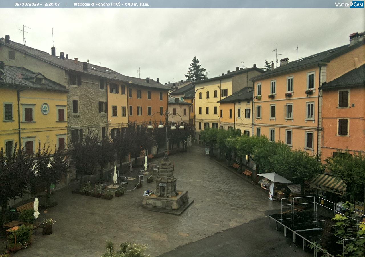 Piazza Corsini